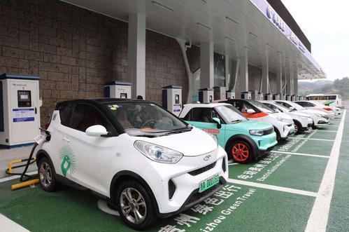 V型反弹后的中国新能源汽车能跑多快?