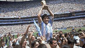 详讯:马拉多纳突发心梗去世 阿根廷悼念三日