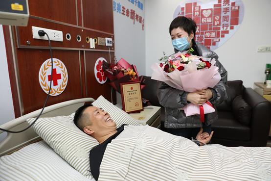 """杭州市造血干细胞捐献者突破200例 这位志愿者叫""""成功"""""""