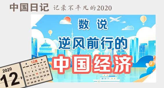中國日記丨數說·逆風前行的中國經濟