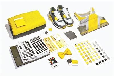 2021年度双流行色:亮丽黄和极致灰