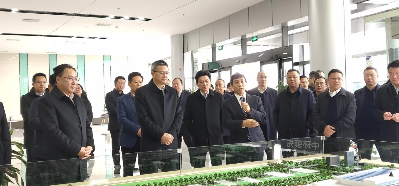 徐建役率党政代表团赴吴兴长兴宜兴昆山考察