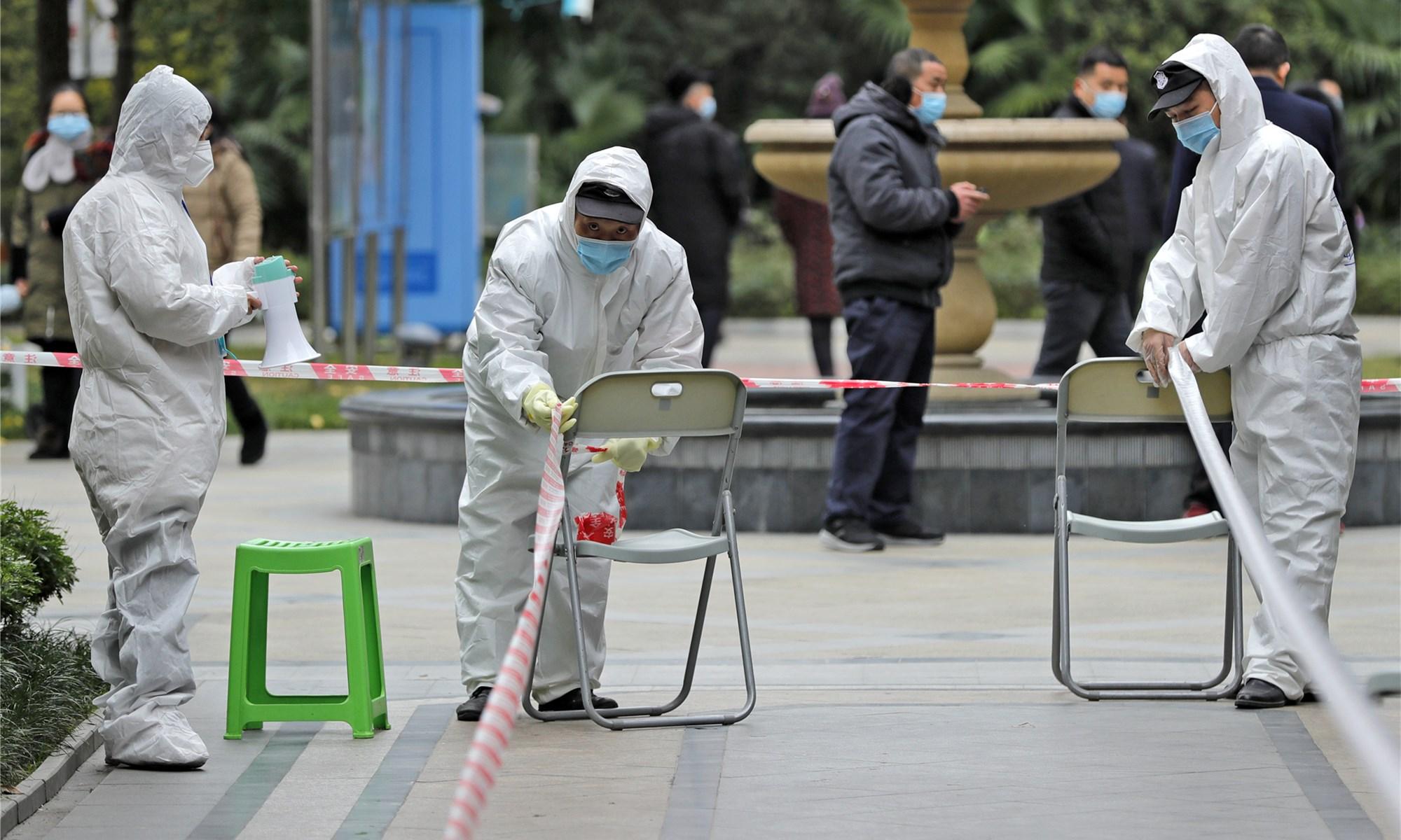 中疾控:中国没有发现变异新冠病毒输入 将继续高度关注