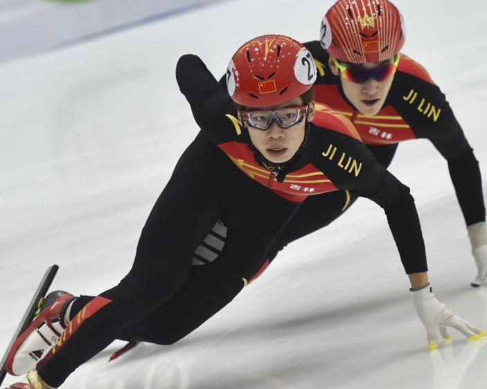 18岁小将打破短道速滑1500米全国纪录
