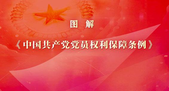 图解丨《中国共产党党员权利保障条例》
