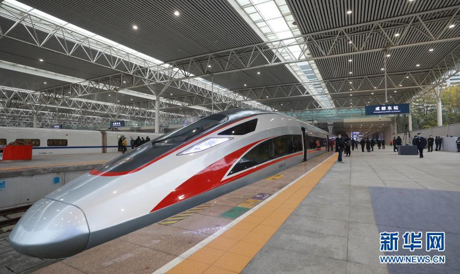 """G2020号,""""数""""说铁路发展""""成绩单"""""""