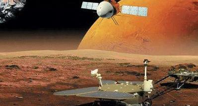 天问一号火星探测器预计2月10日左右实施近火制动