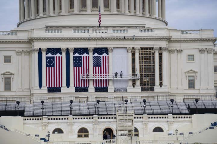 美国国会众议院将表决罢免特朗普决议草案
