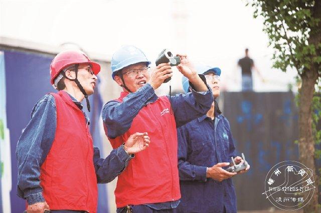 国网嵊州市供电公司:打造信息化班组 精益化巡检提效率