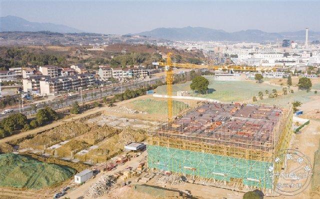 长鸿生物建设项目稳步推进