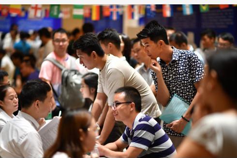 4.3%!浙江城镇调查失业率已回疫情前水平