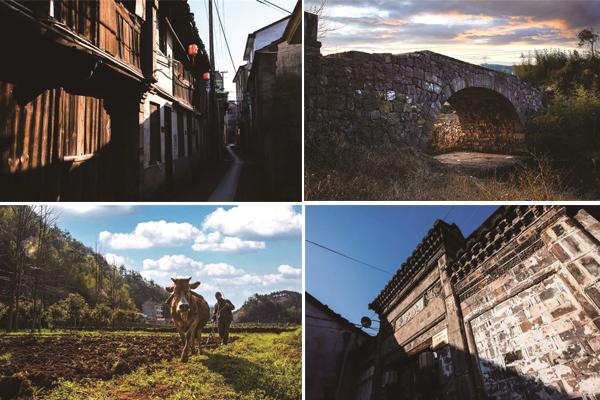 谷来:一个古老的山区小镇