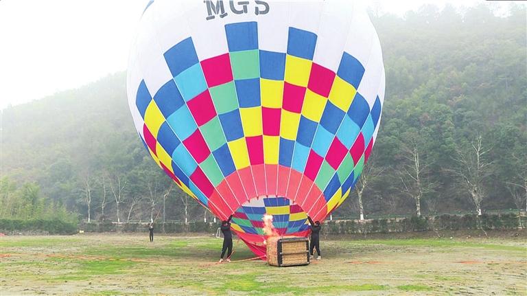 免费坐热气球 优惠住民宿