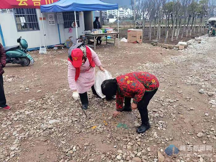 """点赞!兆岸云台山有支超级""""旅游志愿服务队"""""""