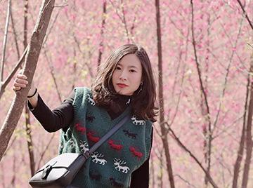 "C位""霸屏""!早春那朵朵飘落的钟花樱桃,就在庆元城郊……"