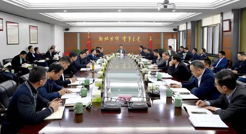 徐军在区委全面创新委员会第一次会议上强调让创新成为上虞高质量发展的最大辨识度
