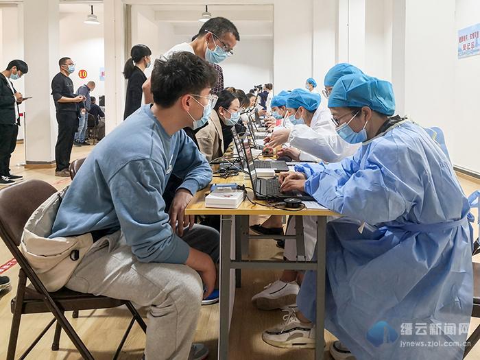 缙云:迅速行动落实新冠疫苗接种工作