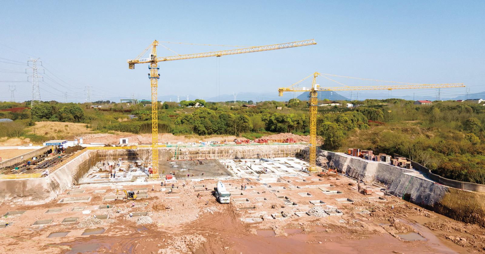 项目建设再提速