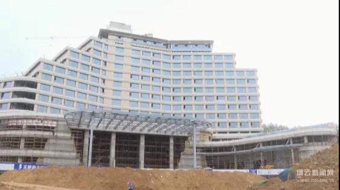 10月份我县将迎来首家五星级酒店营业