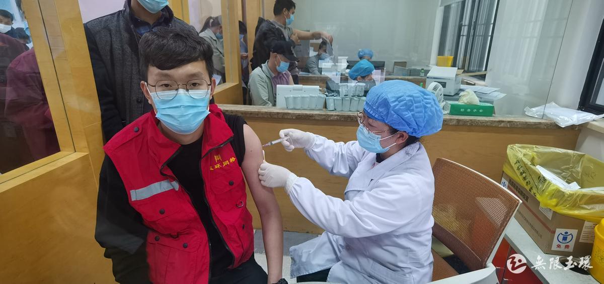 清港:全科网格全力推动新冠疫苗接种工作