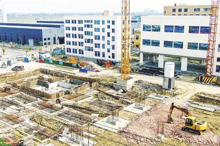 亿元项目建设加速度