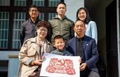 薪火相传93年:温岭一家四代六党员 红色家风代代传