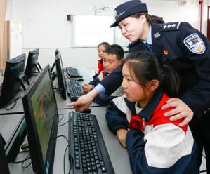 国家安全教育宣传进校园