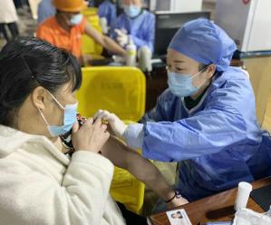 疫苗接种进行时