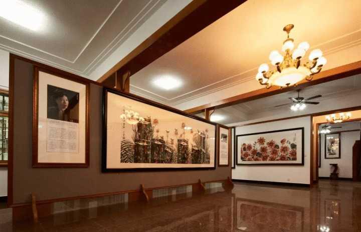 长乐有座大画家的美术馆 你知道是谁吗?