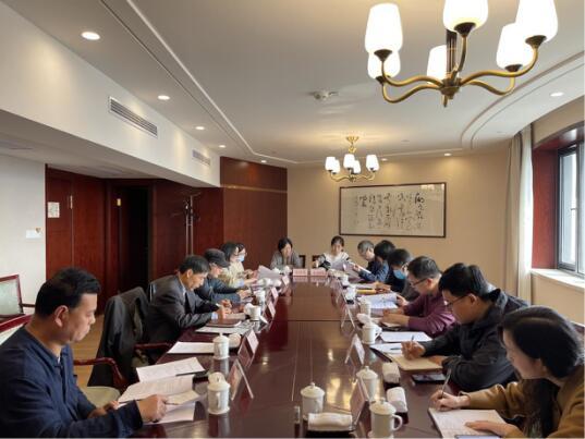 省作协召开业务主管社团管理工作会议