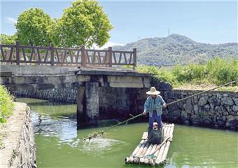 清野菱保河道