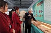 中国丝绸博物馆在敦煌推出长期展览 助力敦煌丝绸文化研究