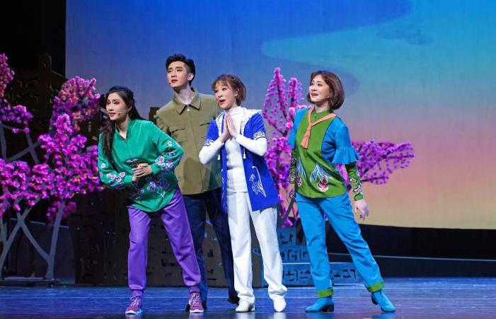 越剧《祝家庄里的年轻人》首演 新时代青年这样投身乡村振兴