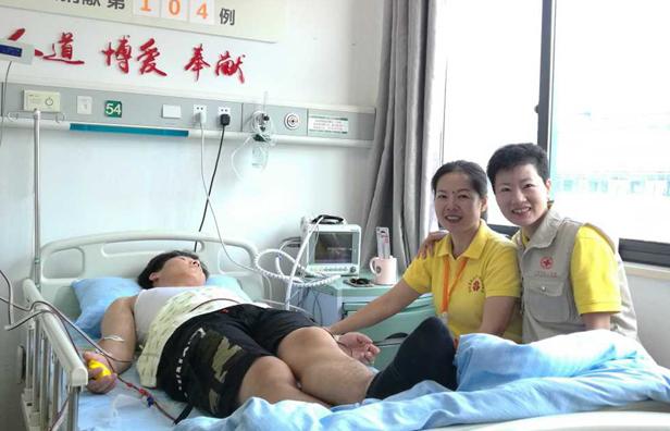 宁波红十字志愿者服务团体超150个,志愿者13000人