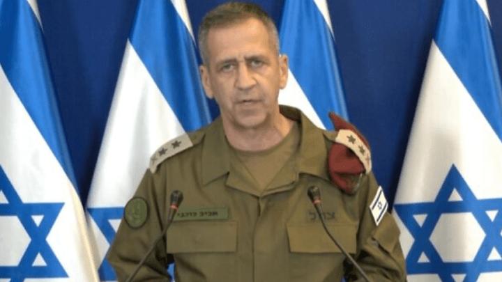 以色列军方表示对加沙的打击将至少再持续两日