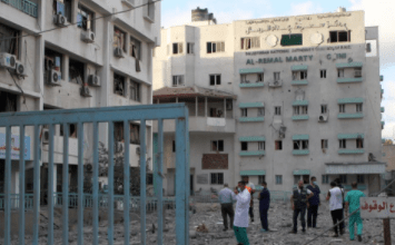 以军轰炸致加沙新冠病毒检测实验室受损