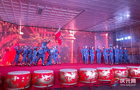庆元县送戏下乡暨红色故事会巡演正式启动