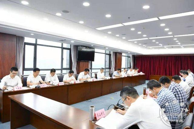 徐建役率队赴越城区诸暨市等地考察