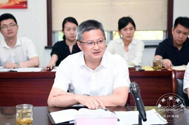 """徐建役调研新时代""""民情日记""""传承发展工作"""
