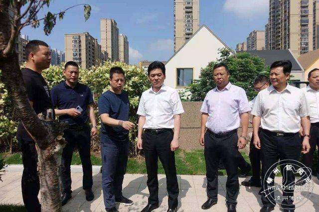 市领导分组督查中央生态环境督察信访件整改工作