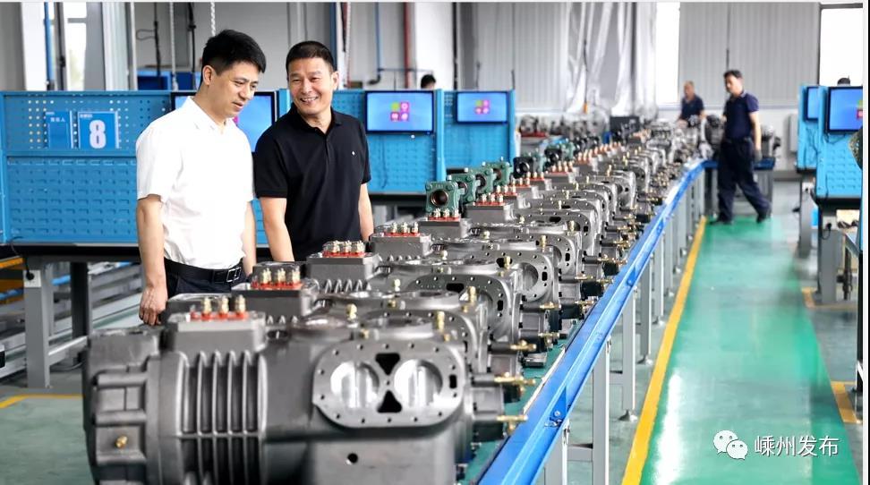 生产效率提升17%!成本降低15%……黄泽这家企业以数据见成效