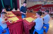 中华优秀传统文化传承活动走进杭州江南实验学校