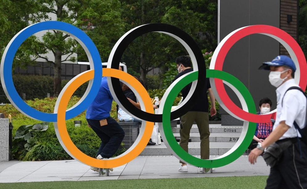 """东京疫情反弹 奥运会可能在""""紧急状态""""中举行"""