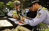助力创建文明典范城市,宁波交警启动交通秩序大整治