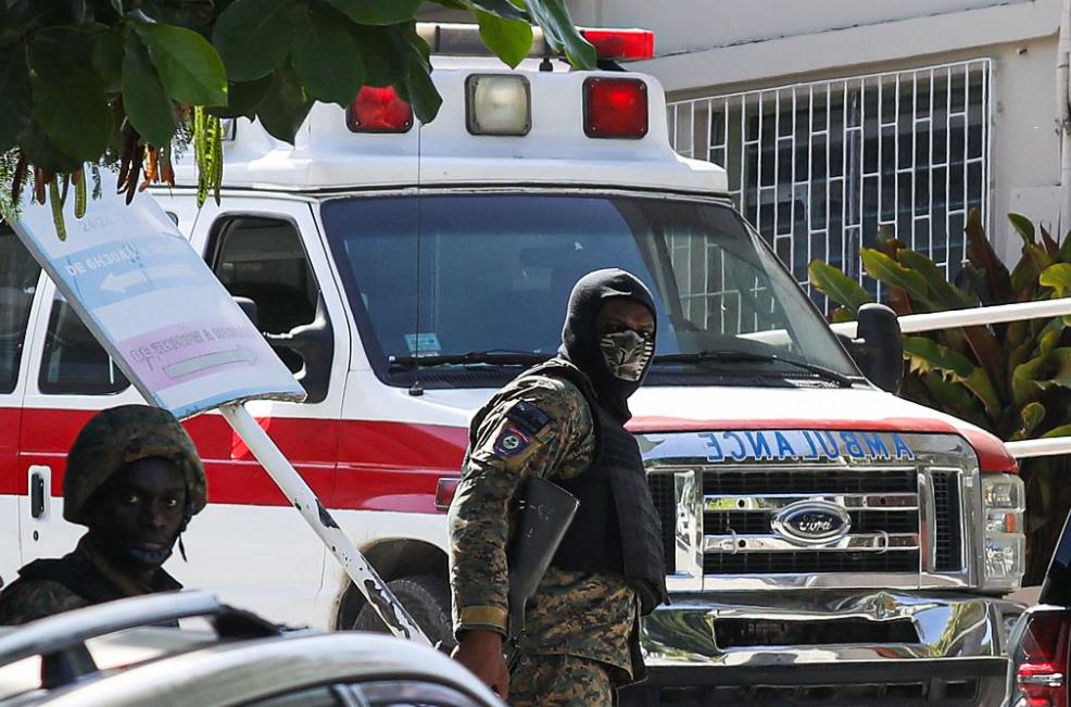海地总统遇刺前最后通话曝光 10分钟致电两名军官求援未果