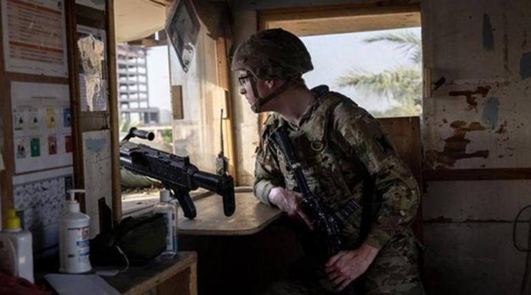 美媒曝美军战斗部队将在年末撤离伊拉克