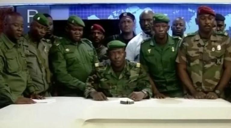 几内亚叛军称扣押总统孔戴 联合国等国际组织予以谴责