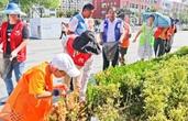 宁波鄞州全域全民参与志愿服务活动