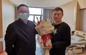 受伤8个月后,大家惦记的杭州坠楼民警鲍伟杰出院了!