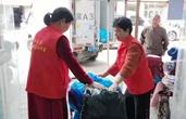 宁波这个全国最美家庭,筹措冬衣送温暖